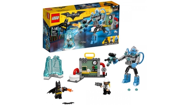 Lego Batman Movie 70901 Mr. Freeze IJs-aanval