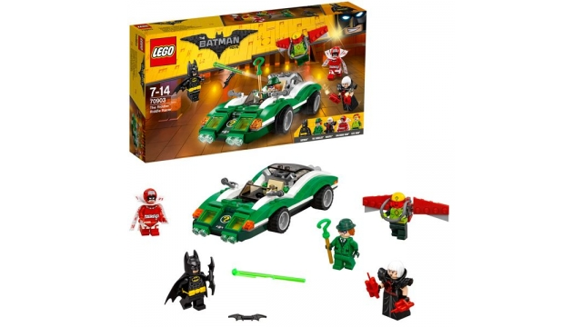 Lego Batman 70903 The Riddler Raadsel Racer