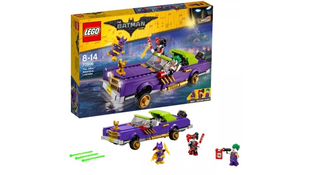Lego Batman 70906 The Joker Duistere Low-rider