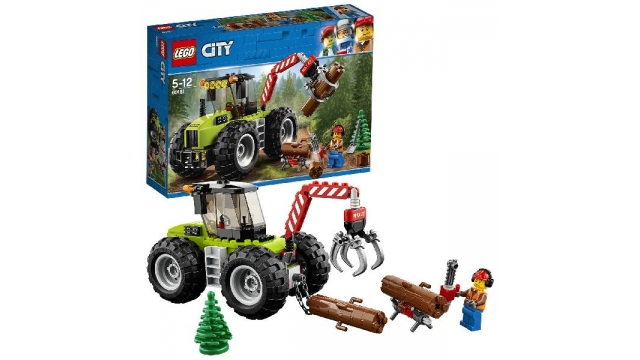 Lego City 60181 Bostractor