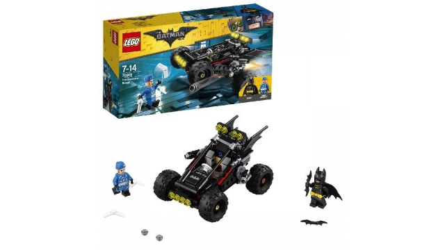 Lego Batman Movie 70918 De Bat-Dune Buggy