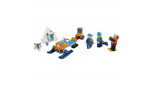 Lego City 60191 Poolonderzoekersteam