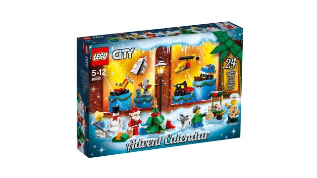 Lego City 60201 Adventkalender