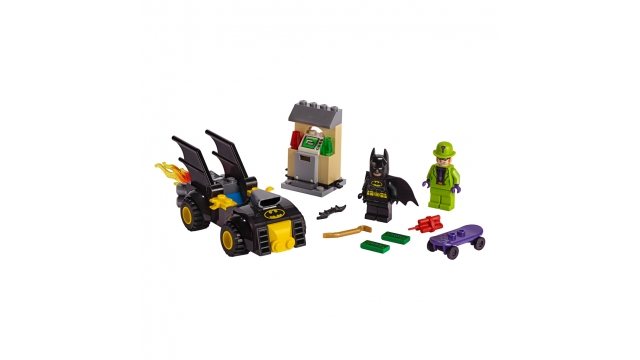 Lego Batman 76137 Roof van The Riddler