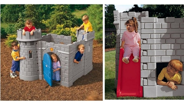 Little Tikes Kasteel