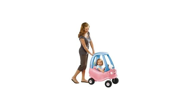 Little Tikes Cozy Coupe Roze Anniversary Loopauto