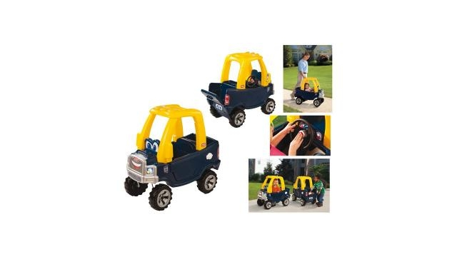 Little Tikes Cozy Truck Loopauto