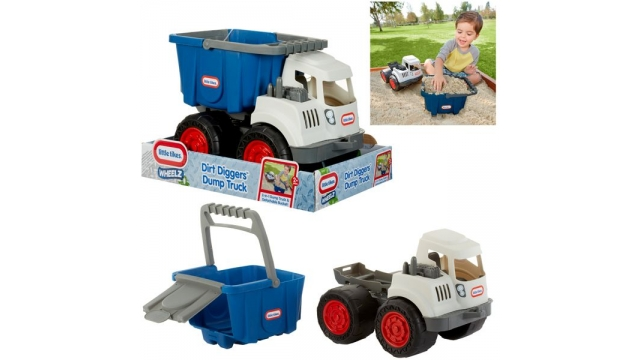 Little Tikes Dirt Digger 2in1 Dump Truck