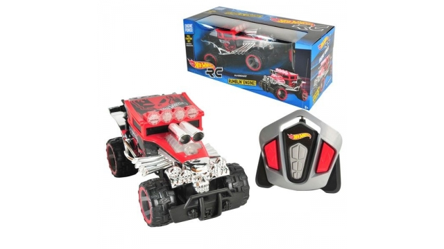 Hot Wheels RC Bajo Bone Shaker