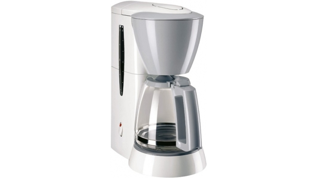 Melitta Single 5 Koffiezetapparaat wit