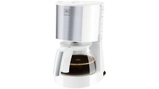 Melitta Enjoy II Top Koffiezetapparaat 1000W Wit
