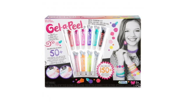 MGA Gel-A-Peel Mega Rainbow Kit