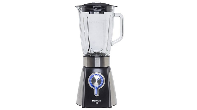 MontAna X1 Power Blender met Sapfilter 1000W