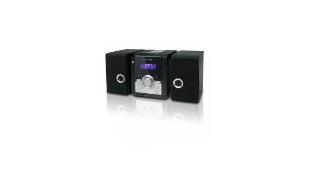 Muse M-32CM Micro Stereo Systeem Zwart
