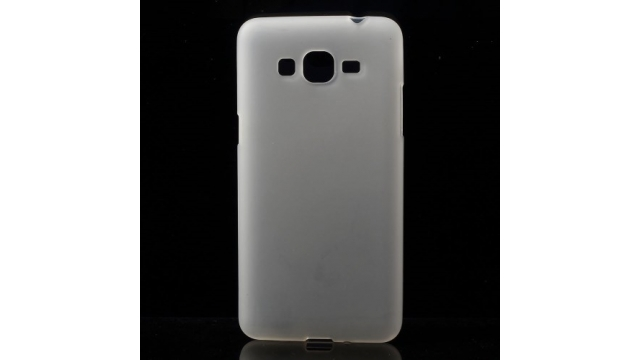 MW TPU Case Transparant voor Samsung Galaxy Grand Prime