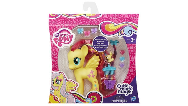 Hasbro My Little Pony Rainbow Power Deluxe Fashion