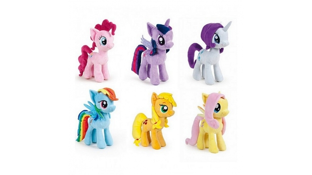 My Little Pony Pluche Knuffel 25 cm Assorti