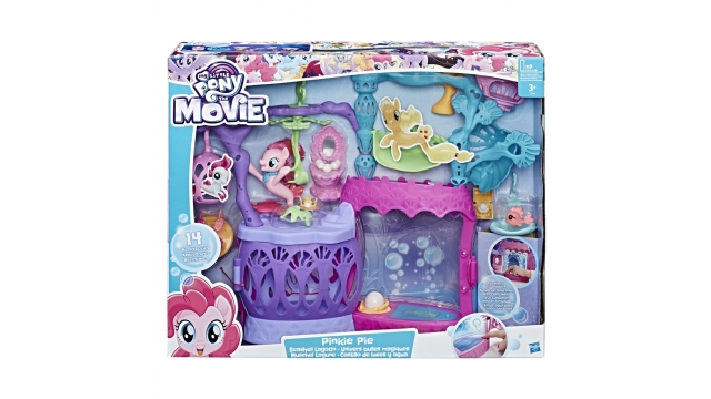 My Little Pony Speelset Movie Seaquestria Lagoon