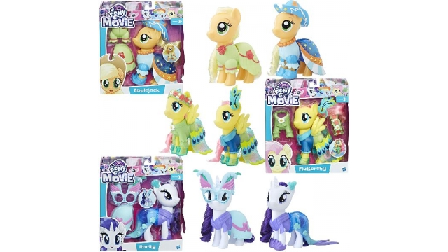 My Little Pony Jitterbug Assorti