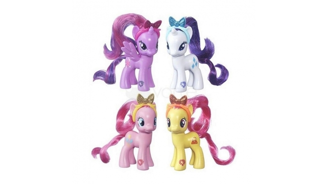 My Little Pony Explore Equestria Pony en Haarband Assorti