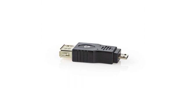 Nedis CCBW60901AT Adapter Usb 2.0 Micro-b Male - A Female