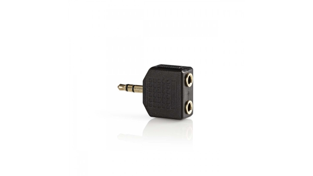 Nedis CABW22945AT Stereo Audioadapter 3,5 Mm Male - 2x 3,5 Mm Female