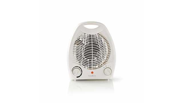 Nedis HTFA10CWT Ventilatorkachel 2000 W Thermostaat