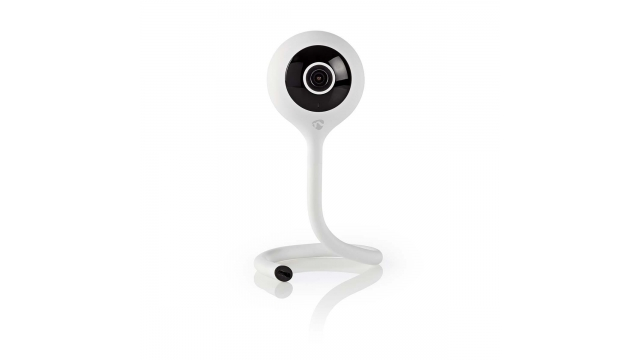 Nedis WIFICI10CWT Wi-fi Smart Ip-camera Klimaatsensor Hd 720p