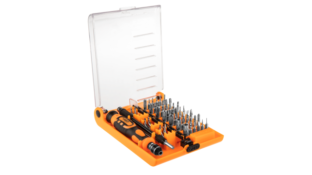 Neo Tools Precisie Schroevendraaierset 53dlg S2 Staal TUV M+T