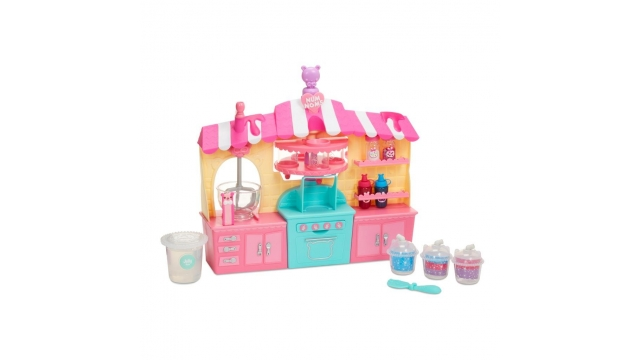 Num Noms Snackables Silly Shakes Maker met Num
