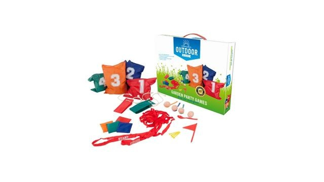 Outdoor Play Garden Party Game