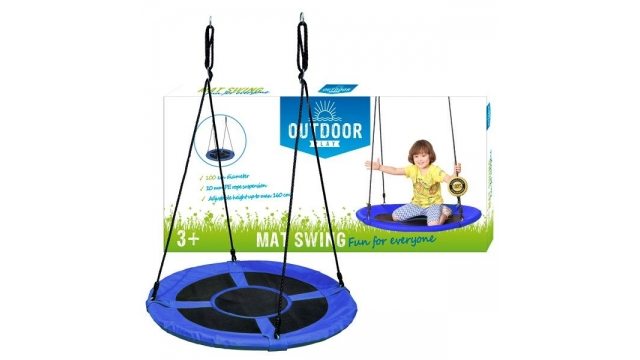 Outdoor Play Mat Swing Schommel 100 cm