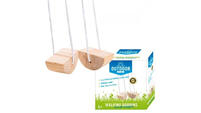 Outdoor Play Houten Loopklossen