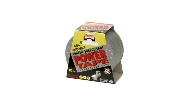 Pattex Power Tape Grijs 10mtr