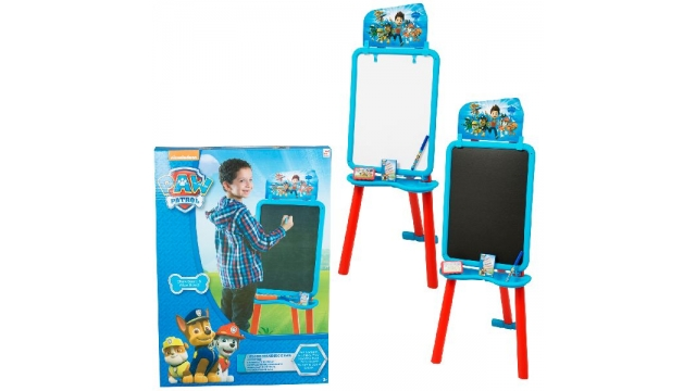 Paw Patrol Schoolbord/Whiteboard + Accessoires
