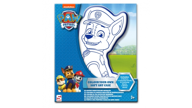 Paw Patrol Chase Activity Koffertje