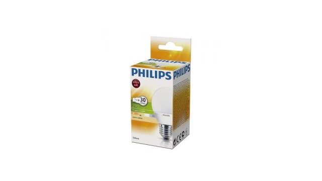 Philips Lustre 7W 827 Warm White E27 Softone Spaarlamp