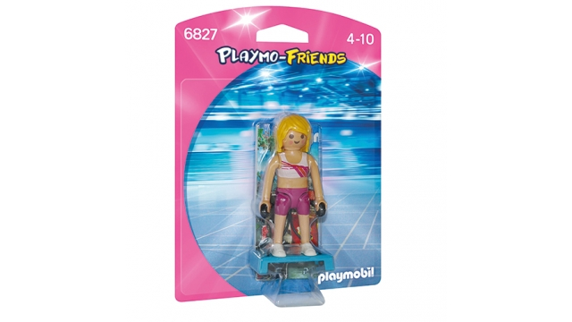 Playmobil 6827 Fitness Coach