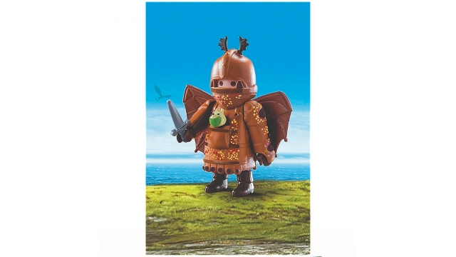 Playmobil 70044 Dreamworks Dragons Vissenpoot in Vliegpak