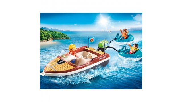 Playmobil 70091 Family Fun Motorboot