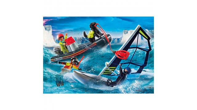 Playmobil 70141 City Action Reddingsactie Op Zee