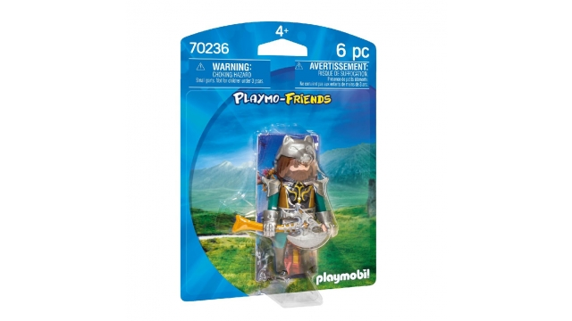 Playmobil 70236 Playmo-Friends Wolfskrijger