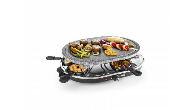 Princess 162720 Steengrill/Raclette