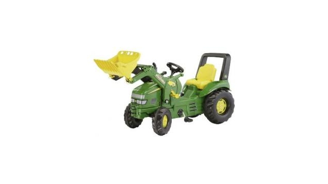 Rolly Toys 046638 RollyX-Trac John Deere Tractor met Lader