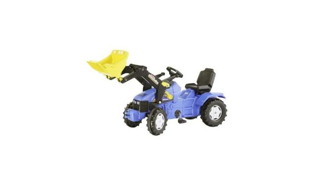 Rolly Toys 046713 RollyFarmtrac NH TD5050 Tractor met Lader