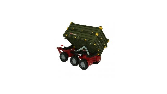 Rolly Toys 125012 RollyMulti Trailer 3-assig