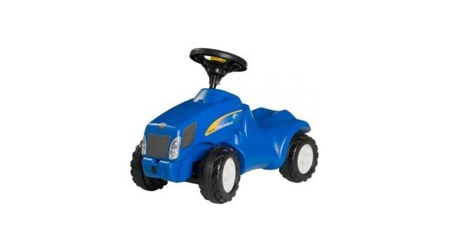 Rolly Toys 132089 RollyMinitrac New Holland T6010 Looptractor