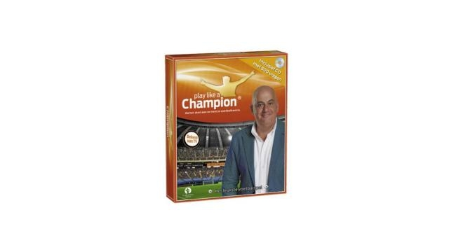 Play Like a Champion Voetbalspel + CD met Jack van Gelder