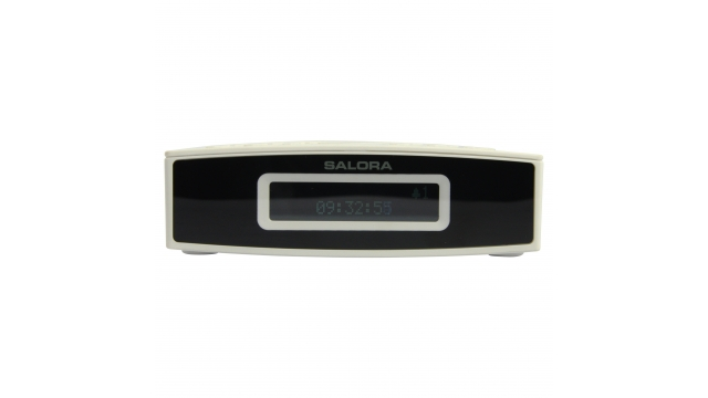Salora CR624DAB Wekkerradio Zwart/Wit