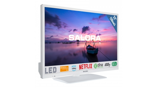 Salora 22FSW6512 FHD Smart TV 56cm Wit